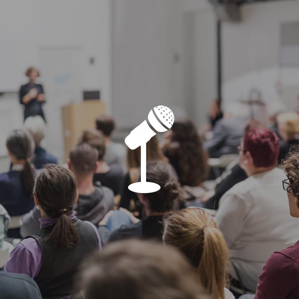Spreker seminar
