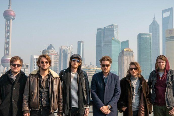 Stones Sessions tour in China: als een bullet train door binnen- en buitenland